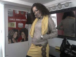 Chaine youtube idée coiffure sur cheveux non défrisé. décryptage des gammes afro