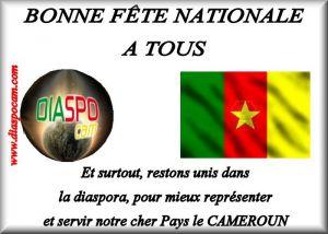 LA FÊTE NATIONALE DU CAMEROUN: UNE DIASPORA A RAPPELER A L'UNION