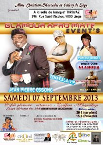GLAMOUR AFRO-MIXTE EVENT'S