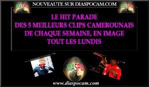 NOUVEAUTE: LE HIT PARADE DES MEILLEURS CLIPS CAMEROUNAIS DE CHAQUE SEMAINE