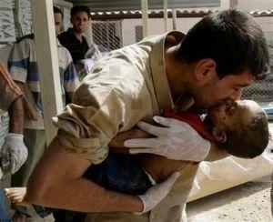 LA SYRIE EN TOUT IMPUNITÉ: IL EST BIEN PLUS FACILE DE BOMBARDER EN AFRIQUE