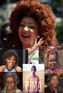 LES 10 FEMMES CAMEROUNAISES LES PLUS CONNUES ACTUELLEMENT DANS LE MONDE