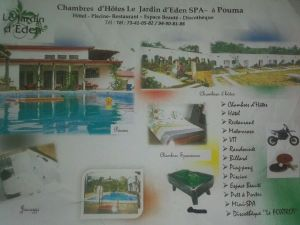Weekend Piscine Party -Grillade-Remise en Forme-au Jardin D'Eden Pouma Cameroun
