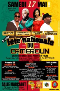 LA FÊTE NATIONALE DU CAMEROUN