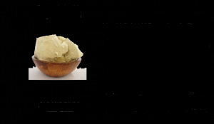beurre de karite naturel d'origine africaine