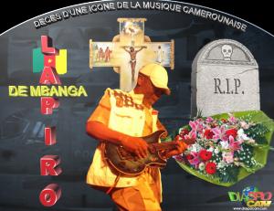 NJINGA MAN S'EN EST ALLÉ: LA MORT D'UN GRAND DE LA MUSIQUE CAMEROUNAISE