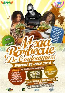 LE MEGA BARBECUE DE COULOMMIERS