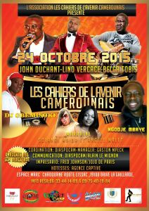 LES CAHIERS DE L'AVENIR CAMEROUNAIS