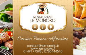 LE RESTAURANT LE MONOKO