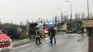 MORT DE 6 ADOLESCENTS DANS UN ACCIDENT A ROCHEFORT EN FRANCE
