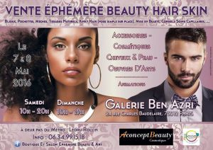 Vente éphémère Beauty Hair Skin