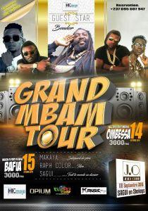 LE GRAND MBAM TOUR