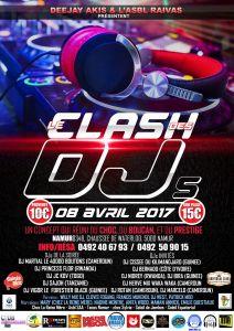 Le Clash Des DJs