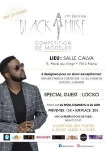 BLACK MUSE