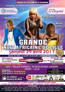 LA GRANDE NUIT AFRICAINE DE LILLE