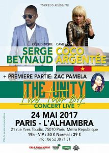 THE UNITY LIVE TOUR 2017: A PARIS