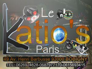 LE KATIO'S PARIS