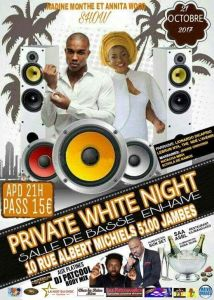 PRIVATE WHITE NIGHT NAMUR