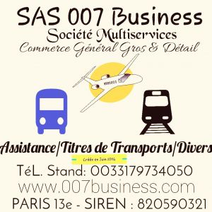 SAS 007BUSINESS