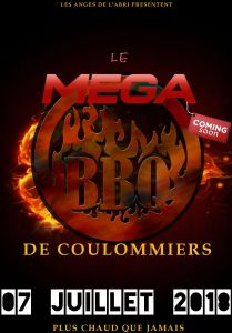 LE MEGA BARBECUE DE COULOMMIERS (Edit.2018)