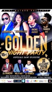 LA GOLDEN NIGHT PARTY