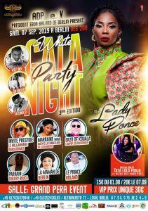 LA WHITE GALA NIGHT PARTY (Edit.3)