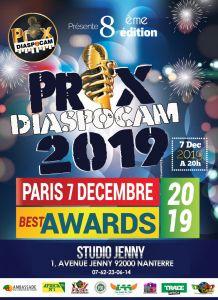 LES PRIX DIASPOCAM 2019