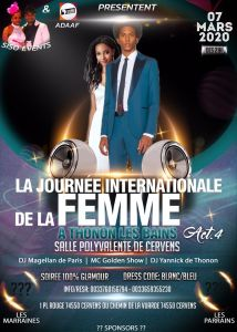 LA JOURNEE INTERNATIONALE DE LA FEMME ACT.4