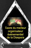 Meilleur Organisateur Évènementiel de la Diaspora