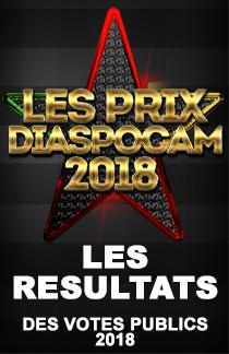 Prix Diaspocam 2018