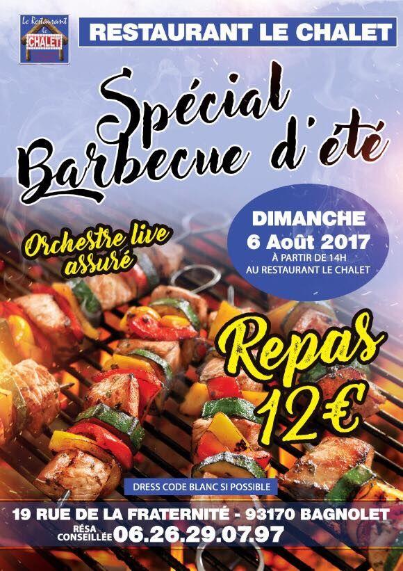 special barbecue d 39 ete au chalet evenement diaspora camerounaise. Black Bedroom Furniture Sets. Home Design Ideas