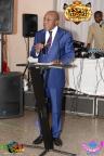 Le discours de l'ouverture des prix par l'envoyé de l'ambassade du Cameroun en France