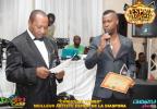 Meilleur artiste espoir: Christian Yombo