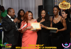 Meilleur Artiste de la Diaspora: Mani Bella representé par Freddy Etamè